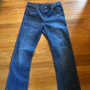 GAP boys blue jeans